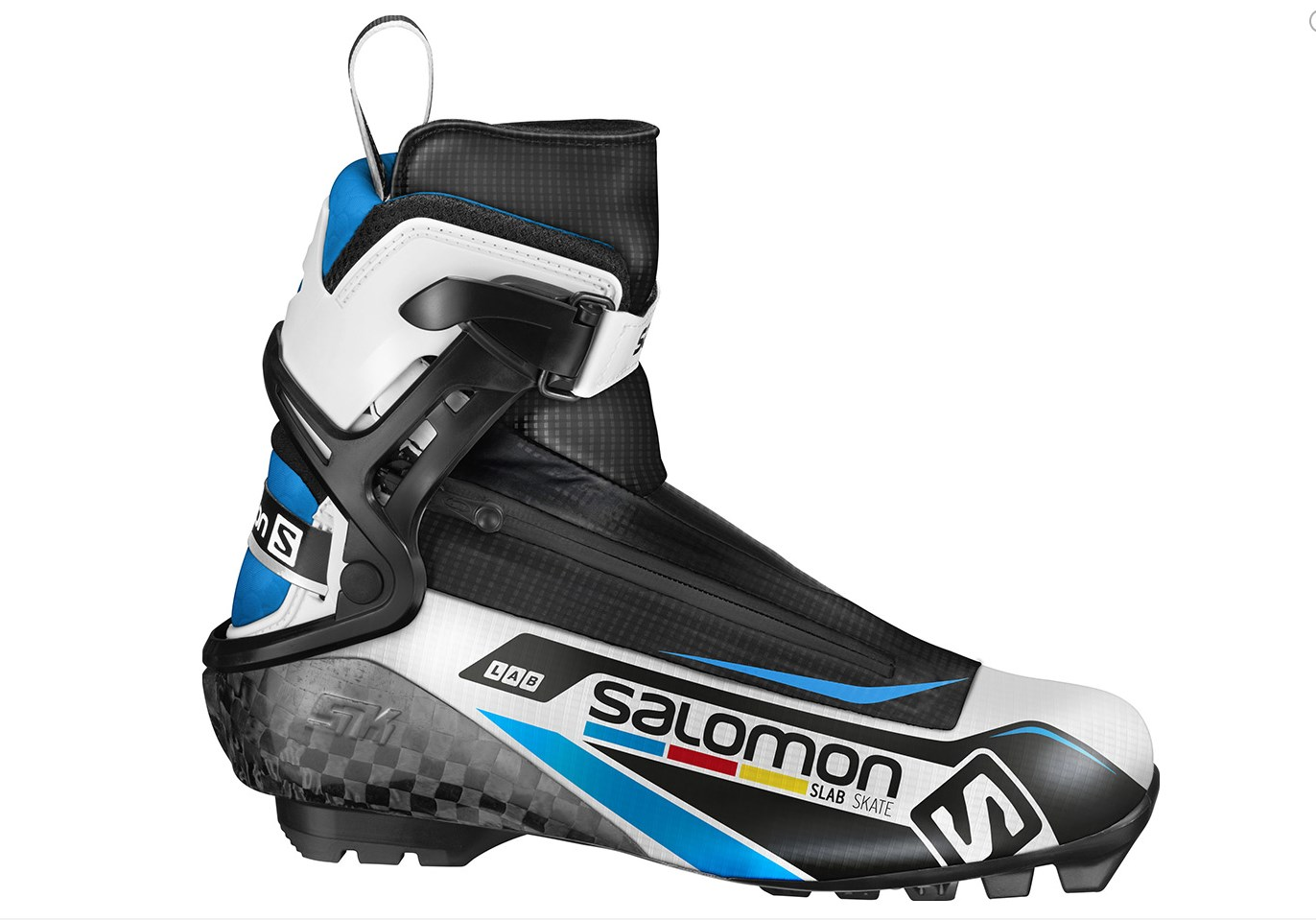 Ботинки лыжные SALOMON S-Lab Skate (16/17)