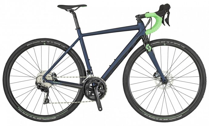 Велосипед SCOTT Contessa Speedster Gravel 15 (2019)