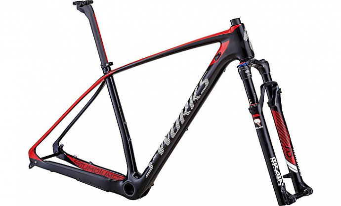 Рама + Вилка SPECIALIZED S-Works Stumpjumper HT Carbon 29 2014