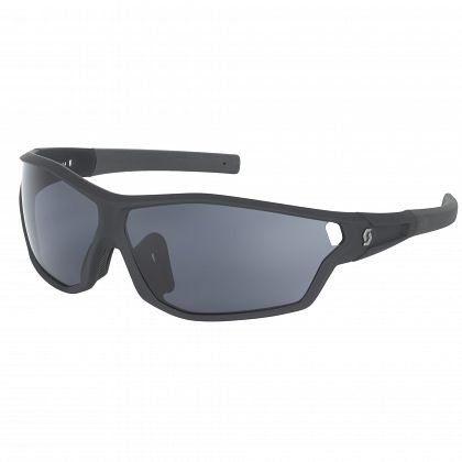 Очки SCOTT Leap Full Frame Black matt/grey  Линзы: темные